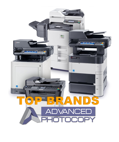 Top Brands-Advanced-Photocopy-Copier-Services in NJ