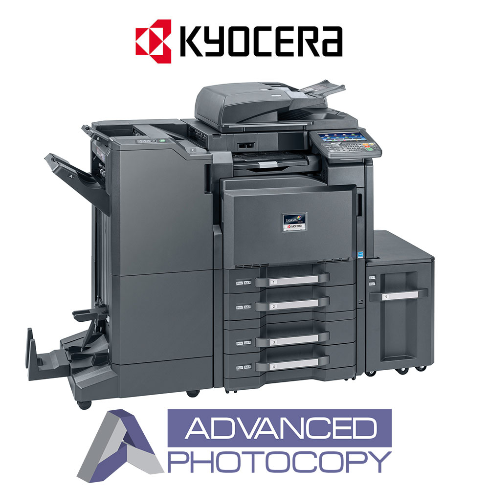 Color Copier and Printers for Small Business Advanced Photocopy