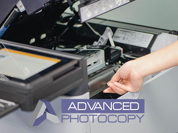 Copier maintenance service