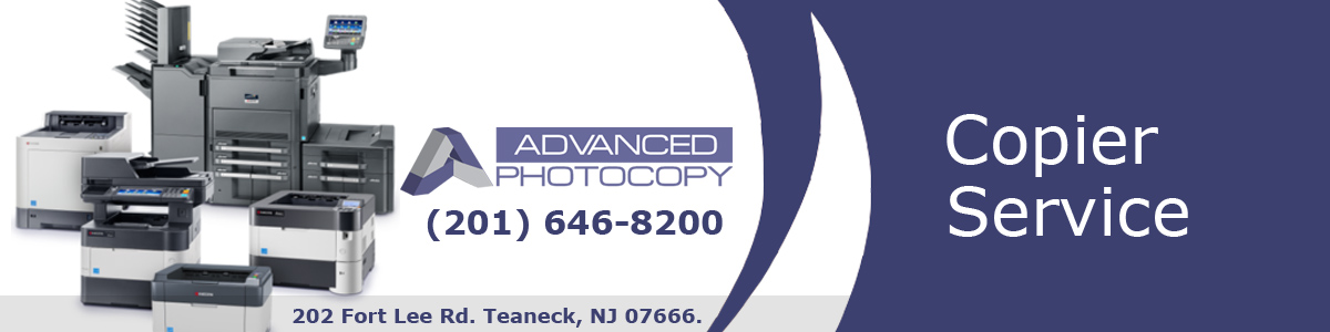 Advanced Photocopy in New Jersey