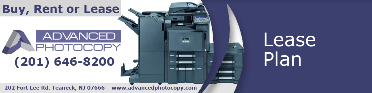 Copier lease in Nj