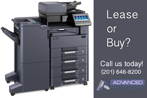 Lease a printer for your office
