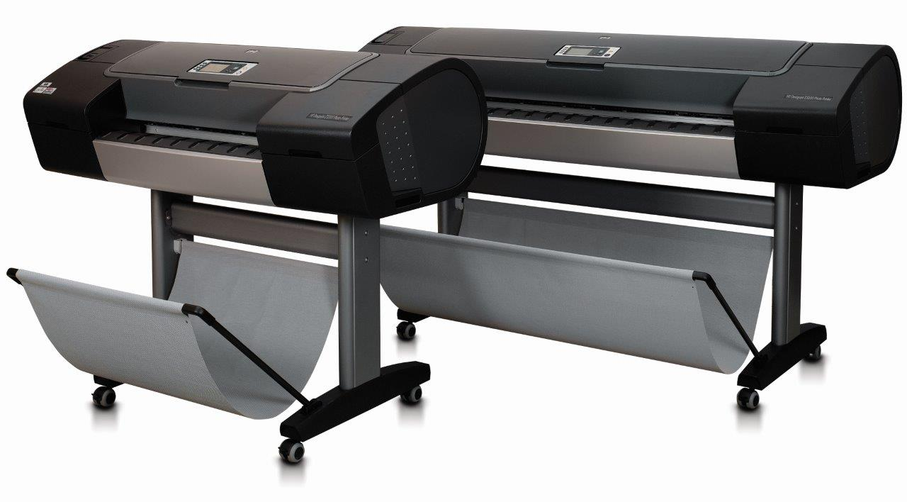 Wide Format Printer Advanced Photocopy