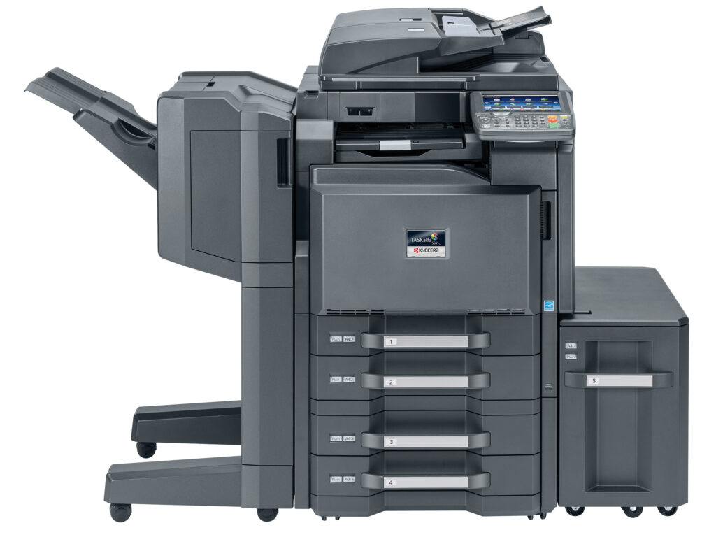 Leasing a Printer - Advanced Photocopy