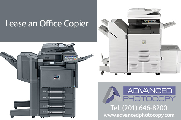 Leasing a printer for your business