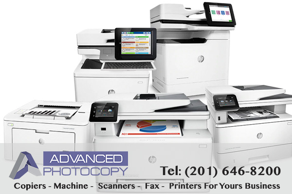 Copiers Printers Multifunction Advanced Photocopy in NJ