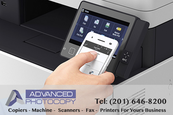 Multifunction Printer Advanced Photocopy