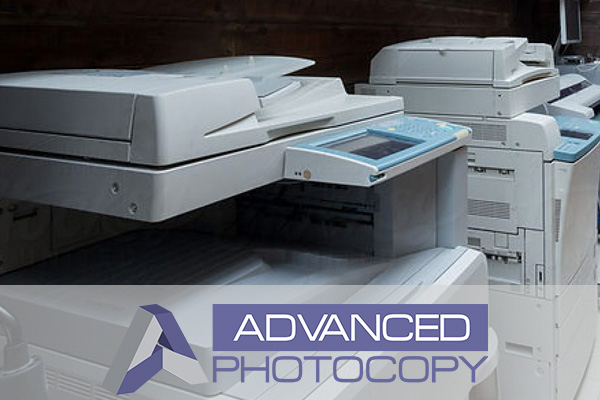 Used Copiers Advanced Photocopy in NJ