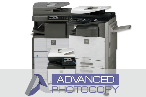 Advanced Photocopy used copiers in NJ