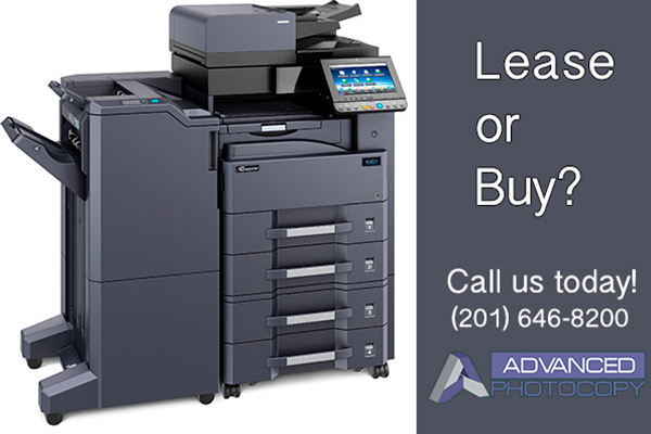 Commercial Copy Machine in New Jersey