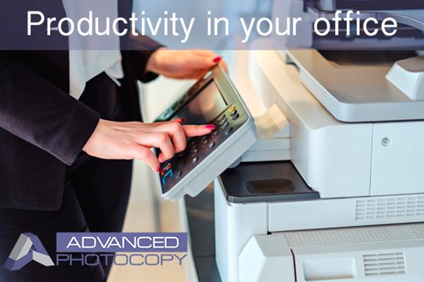 Productivity Commercial Copy Machine