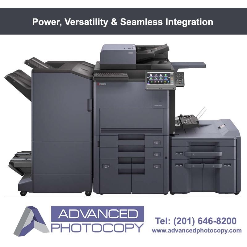 kyocera 3553ci copier color laser multifunction Advanced Photocopy