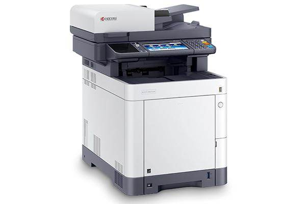 Kyocera Ecosys M6635cidn Advanced Photocopy